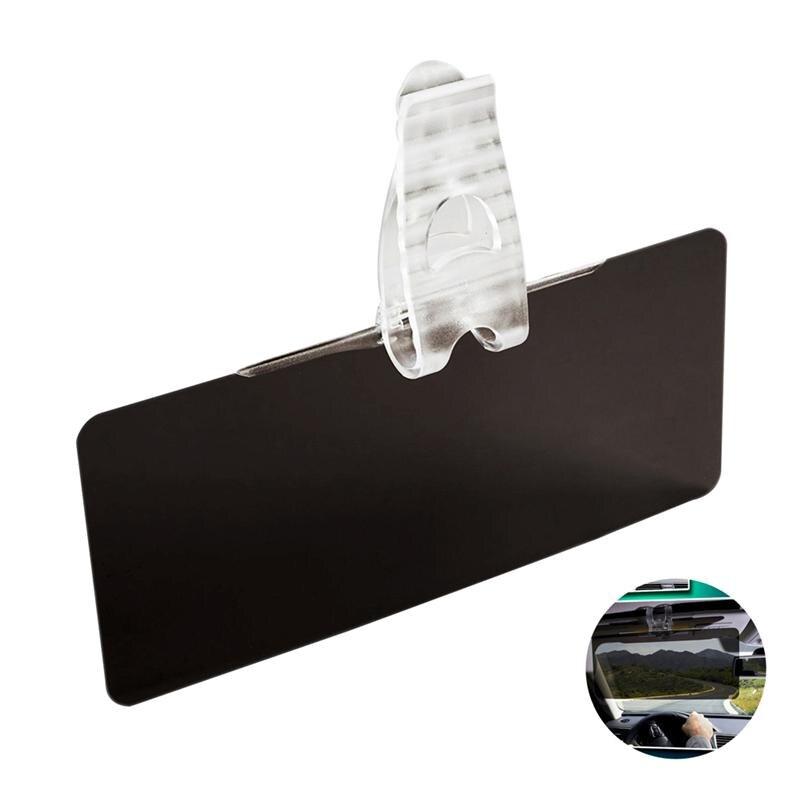 [해외]자동차 anti-glare tinted windshield extender 드라이버 고글 anti-glare sun & uv rays 모든 자동차 트럭 또는 rv 용 블록 바이저 익스텐더/자동차 anti-glare tinted windshiel