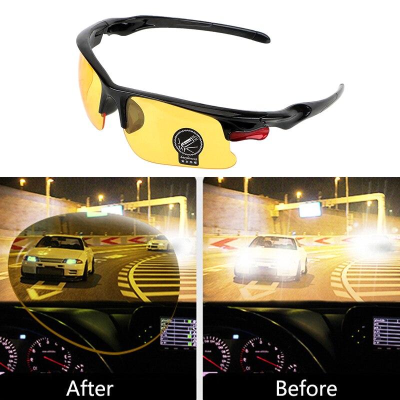 [해외]Car Driving Glasses Night Vision Glasses Protective For Skoda Superb Octavia A7 Fabia Rapid Yeti Citroen C4 C5 C3 Grand Picasso/Car Driving Glasse