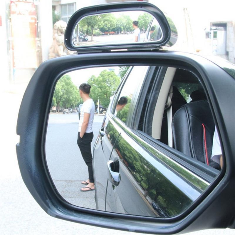 [해외]자동차 멀티 앵글 외관 미러 후면보기 주차 라인 보조 미러 새로운 드라이버 안전 보조 미러/자동차 멀티 앵글 외관 미러 후면보기 주차 라인 보조 미러 새로운 드라이버 안전 보조 미러