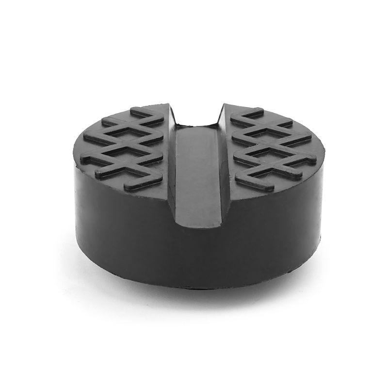 [해외]Vehicle Car Black Jack Rubber Pad Anti-slip Rail Adapter Support Block Heavy Duty For Car Lift Tool Accessories/Vehicle Car Black Jack Rubber Pad