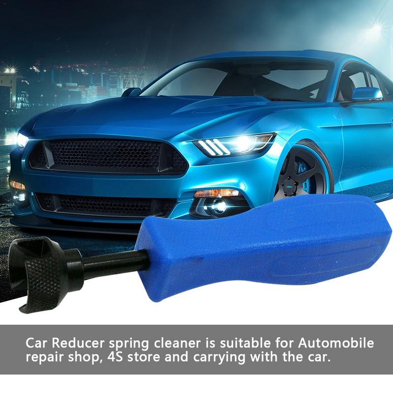 [해외] Car Brake Spring Cleaner Disassembly Repair Tool Brake spring washer tool suitable for auto repair shop, 4S shop/ Car Brake Spring Cleaner Disass