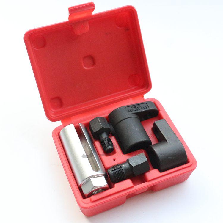 [해외]5PCS Hand Tool Set Oxygen Sensor Socket And Thread Chaser Tool Set/5PCS Hand Tool Set Oxygen Sensor Socket And Thread Chaser Tool Set