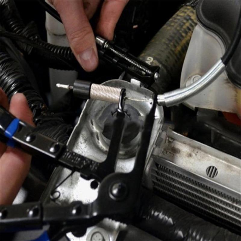 [해외]Bendable Auto Vehicle Tools Cable Type Flexible Wire Clamp Pliers Automobile Repairs Hose Clamp Removal Hand Tools/Bendable Auto Vehicle Tools Cab