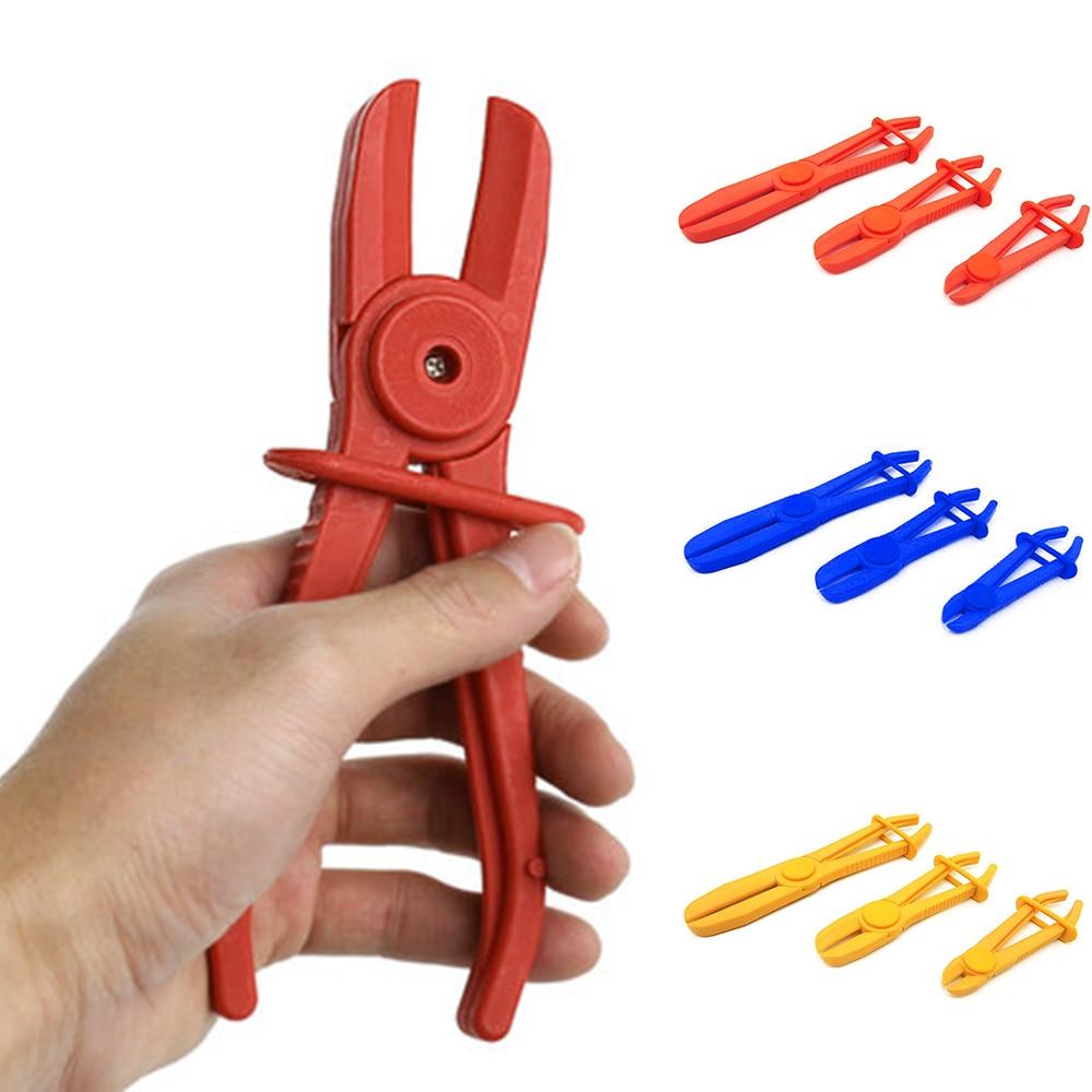 [해외]3pcs Hose Clamps Pliers Hose Clamp Pliers Hose Clamping Pliers Tubing Sealing Pliers Auto Repair Car Tubing Clamp Tool/3pcs Hose Clamps Pliers Hos
