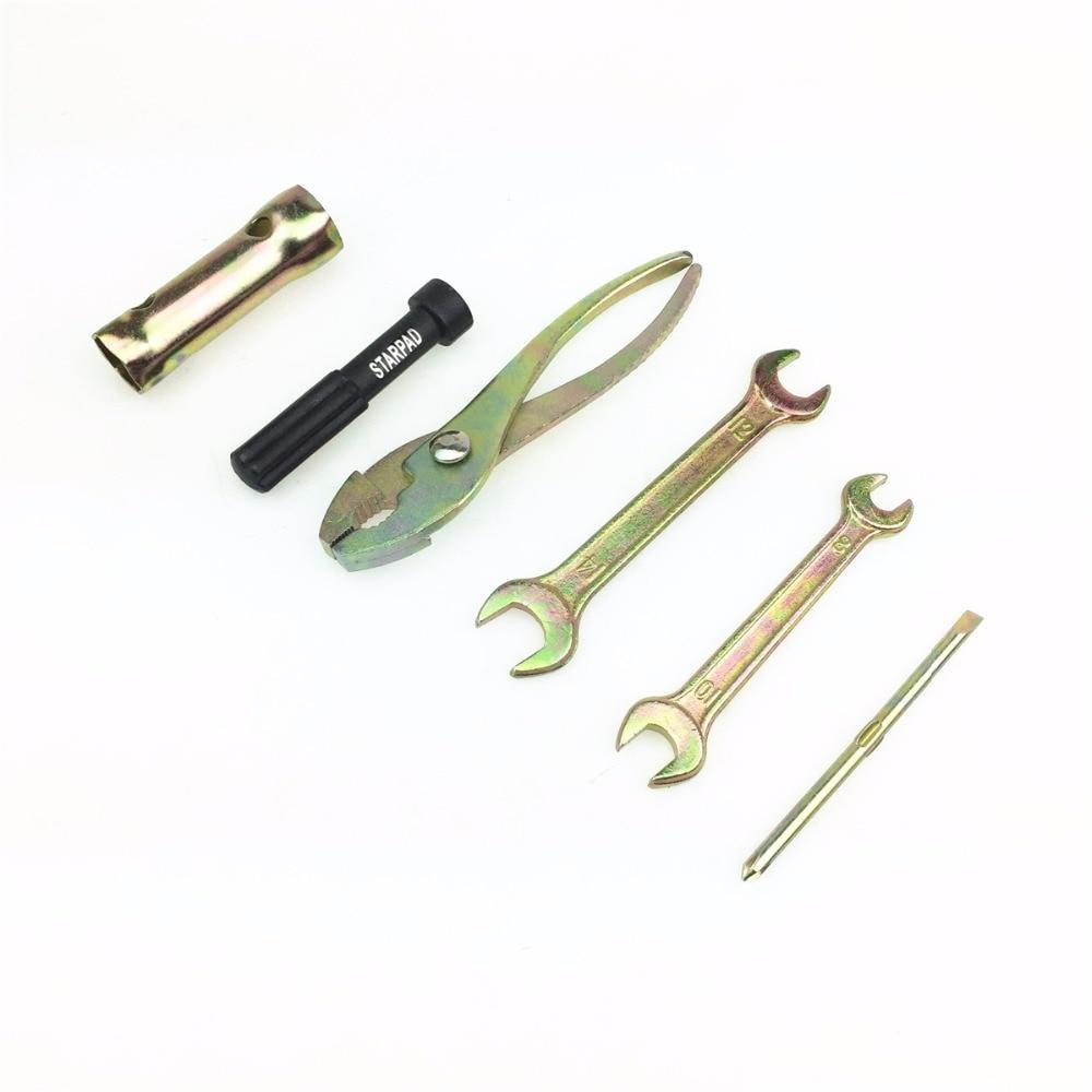[해외]STARPAD Motorcycle Car Kit Screwdriver Spanner Spark Plug Socket Motorcycle Tool Accessories/STARPAD Motorcycle Car Kit Screwdriver Spanner Spark
