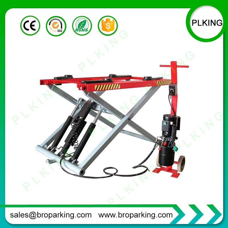 [해외]/Max 3000kg Loading Capacity Small Electric Scissor Lift For