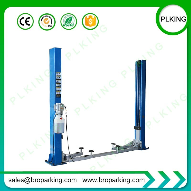 [해외]/Garage Maintenance Use Two Post Auto Lifts Car Repair Hoist for CE