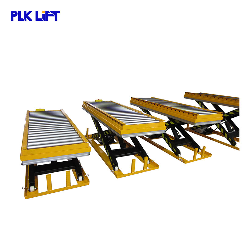 [해외]PLKLIFT Brands Scissor Lift TableRollers/PLKLIFT Brands Scissor Lift TableRollers