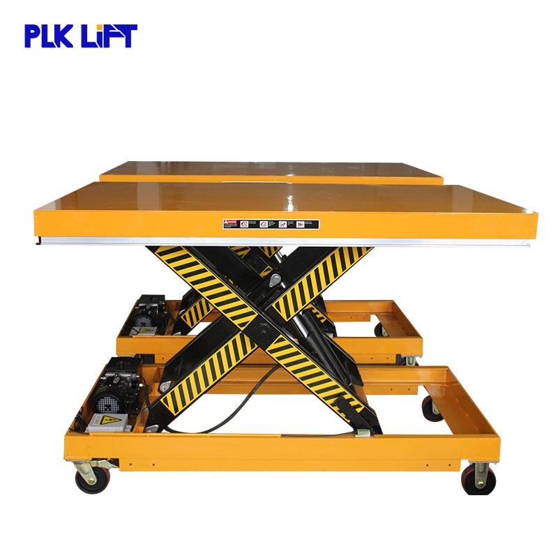 [해외]PLKLIFT Brands Scissor Lift TableWheels/PLKLIFT Brands Scissor Lift TableWheels