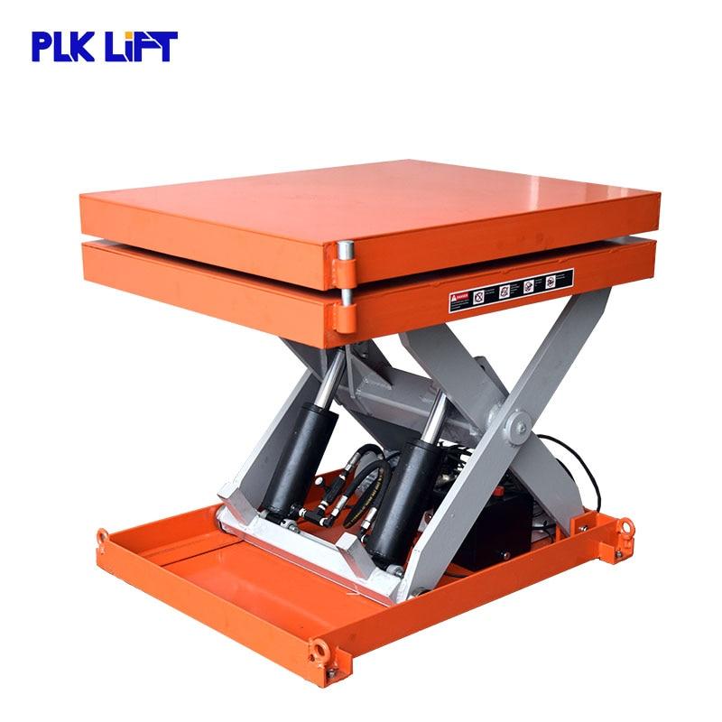 [해외]PLKLIFT Brands Scissor Lift TableRotary Platform/PLKLIFT Brands Scissor Lift TableRotary Platform