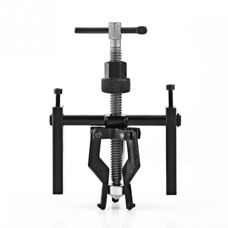 [해외]3 Jaw Inner Bearing Puller Gear Extractor Heavy Duty Automotive Machine Top Sell Tool Kit Black carbon steel/3 Jaw Inner Bearing Puller Gear Extra