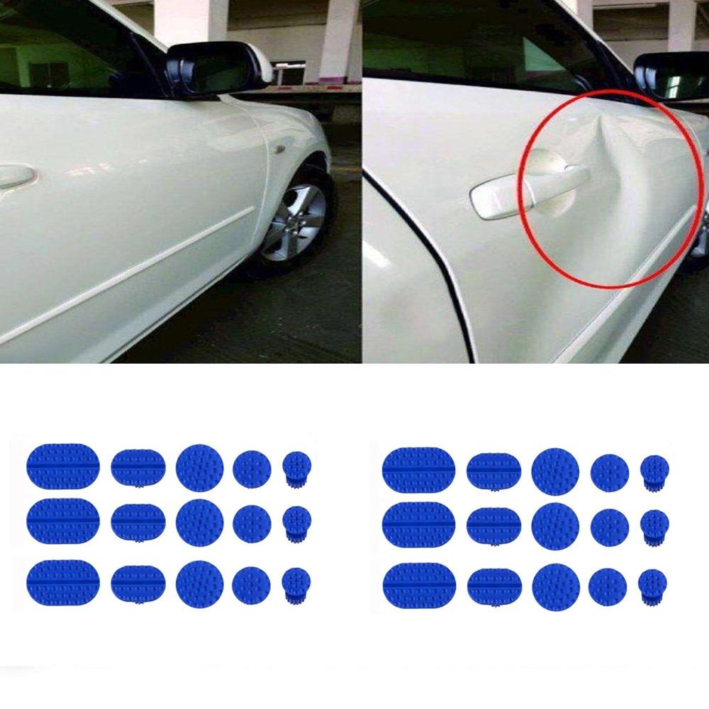 [해외]30Pcs Car Dent Puller Car Paintless Dent Repair Hail Removal Kit Tool Pulling Tabs for Auto Body Repair Tool Puller Tabs 20/30Pcs Car Dent Puller