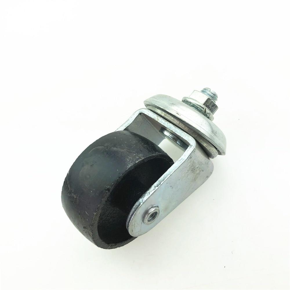 [해외]STARPAD For Auto Parts Transmission Bracket Wheel Engine Crane Rim Caster 3 Inch Full Iron  Universal Wheel jack universal whee/STARPAD For Auto P
