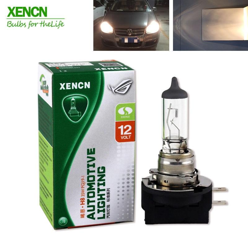 [해외]Xencn h8b 12 v 35 w 3200 k 지우기 시리즈 표준 독일 품질 할로겐 안개 램프 2pcs 무료 빠른 배송 긴 수명 2pcs/Xencn h8b 12 v 35 w 3200 k 지우기 시리즈 표준 독일 품질 할로겐 안개 램프 2pcs