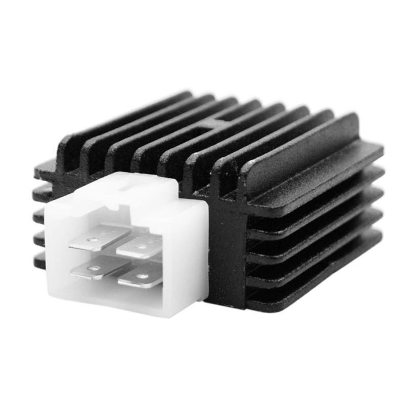 [해외]10A LF110 Motorcycle Voltage Regulator Rectifier for 4-Stroke 4 Pin Pit Dirt Bikes Quads Motorcycle Voltage Regulator Rectifier /10A LF110 Motorcy