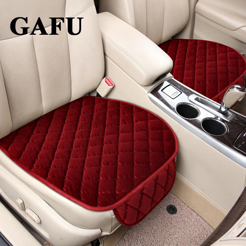 [해외]닛산 용 qashqai j11 2018 카시트 커버 겨울 용품 액세서리 카시트 쿠션 커버 패드 매트 미끄럼 방지 자동 보호 장치/For nissan qashqai j11 2018 Car Seat Cover Winter Goods Accessories Car Se