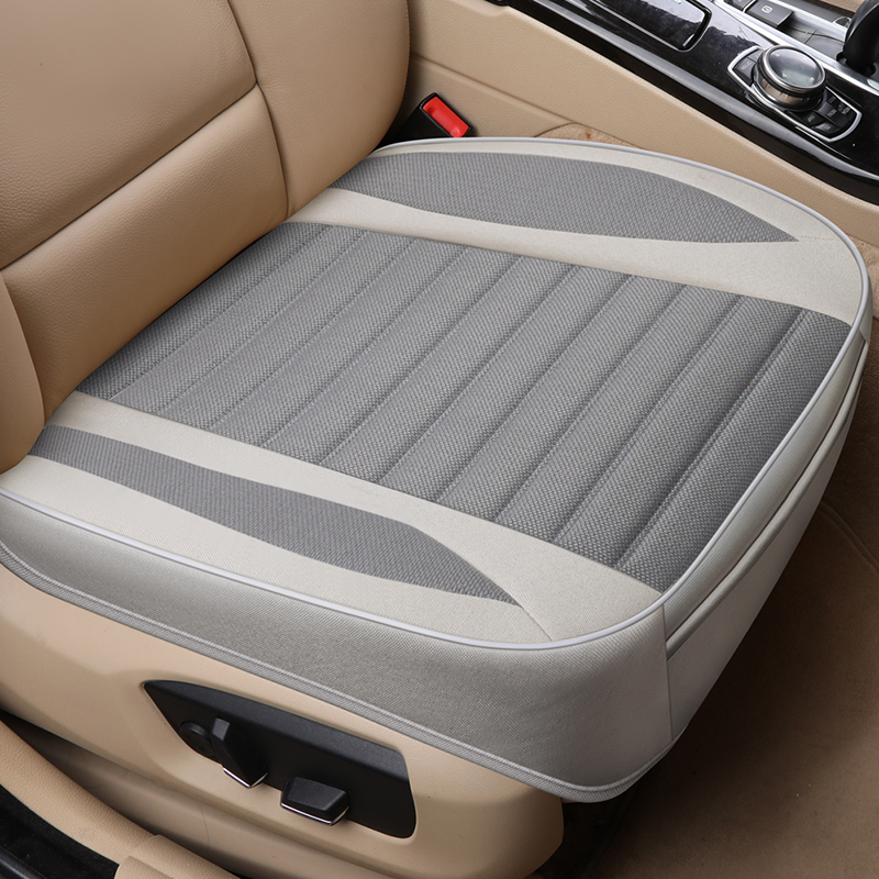 [해외]Ultra-Luxury Single Seat without Backres Car seat Protection car seat Cover Car-Styling for Most Four-Door Sedan&SUV/Ultra-Luxury Single Seat