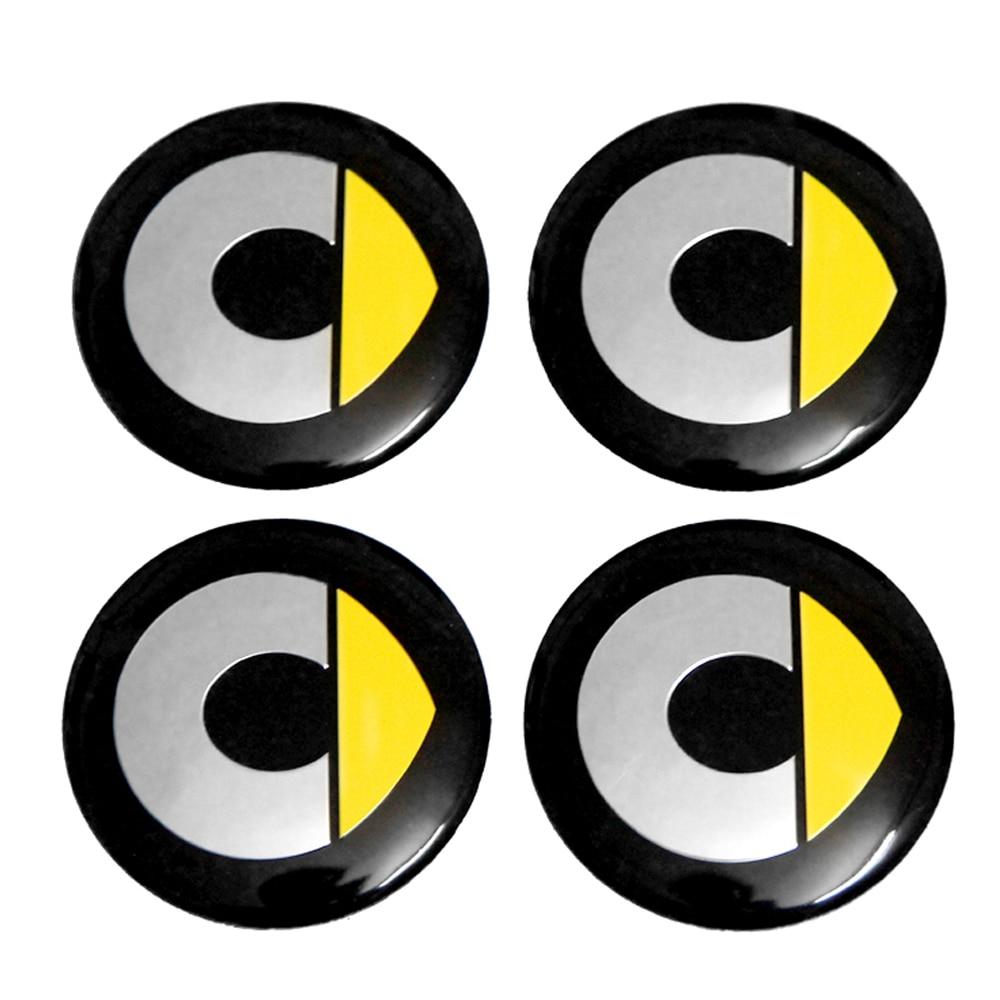 [해외]56.5mm Car Wheel Center Hub Cap Sticker For Mercedes Benz Smart Fortwo 450 451 453 Forfour Sharpread Roadster Pearlgrey Forspeed/56.5mm Car Wheel