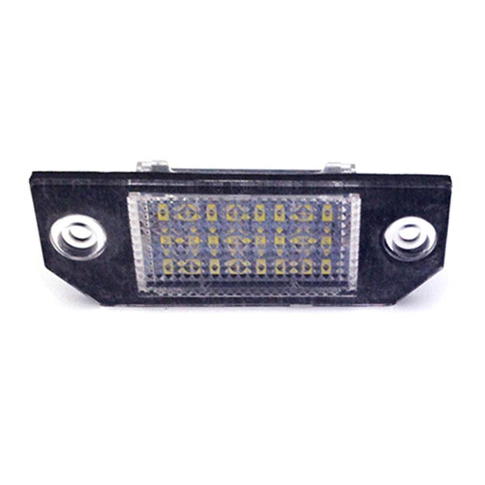 [해외]포드 포커스에 대 한 12 v 24 led 번호판 빛 자동차 액세서리 번호 램프 플레이트 빛 외관/포드 포커스에 대 한 12 v 24 led 번호판 빛 자동차 액세서리 번호 램프 플레이트 빛 외관