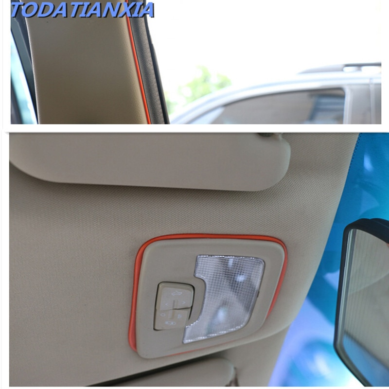 [해외]5M Car Styling Moulding Trim Edge Decoration Strips for vitara vesta kia rio 3 camry volvo ford mondeo 4 renault duster ford/5M Car Styling Mouldi