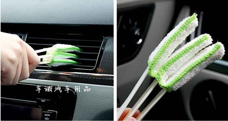 [해외]Car Styling Air Conditioner Vent Slit Cleaner For Hyundai Accent Coupe Elantra 6 XD 4 Avante H-1 i10 2 Sonata Verna Accessories /Car Styling Air C