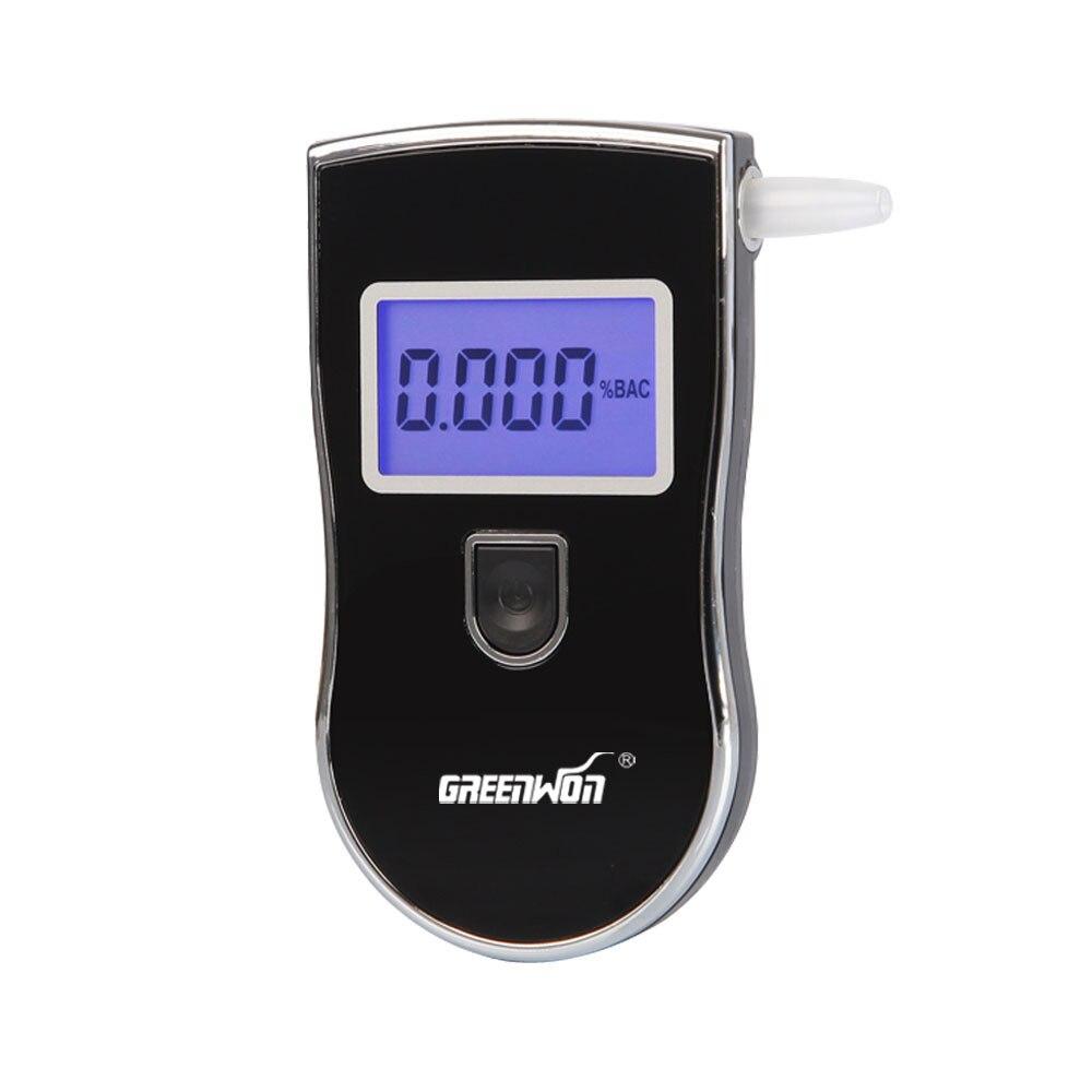 [해외]2019 New AT-818 patent alcohol testermouthpieces andblue backlightCE & ROHS certificates hot selling breathalyzer/2019 New AT-818 patent alcoh