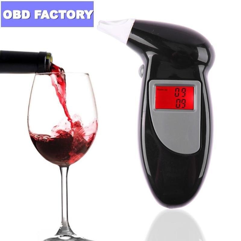 [해외]Digital Breath Alcohol Tester professional alcohol tester breathalyzer alcohol hydrometer meter tester digital alcohol Tester/Digital Breath Alcoh