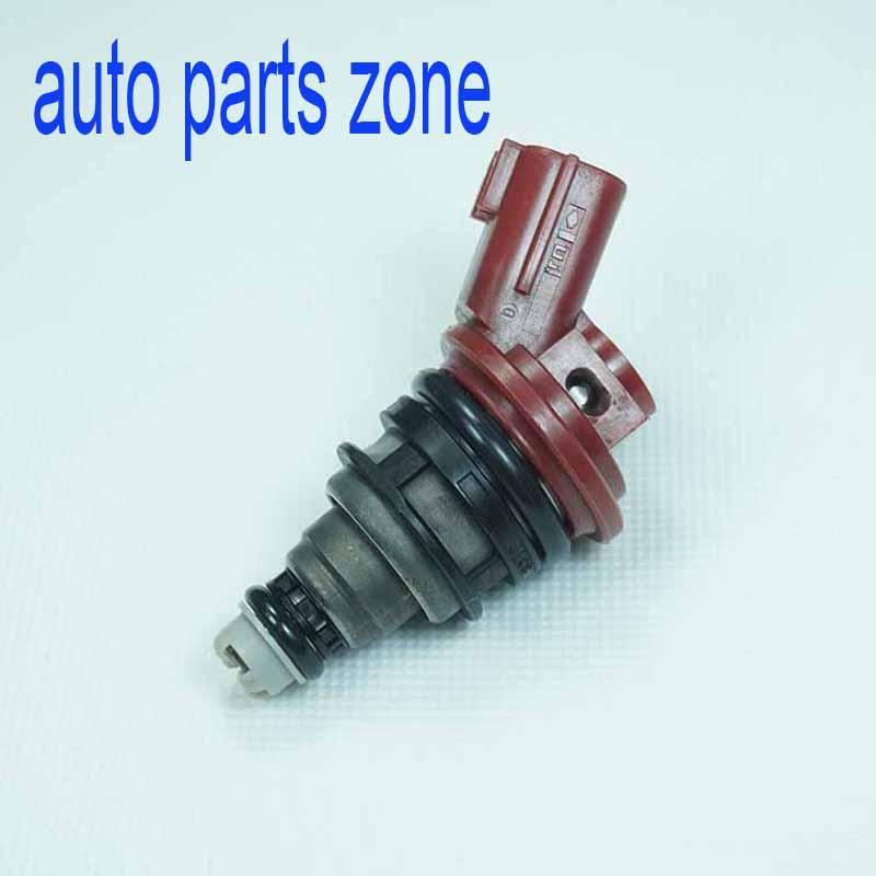 [해외]니산 인피니티 G20 NX Sentra 용 MH 전자 2pcs / Lot 연료 인젝터 1991-1993 2.0L L4 16600-53J03 1660053J03 16600-53J01/MH Electronic 2pcs/Lot Fuel Injector For Niss