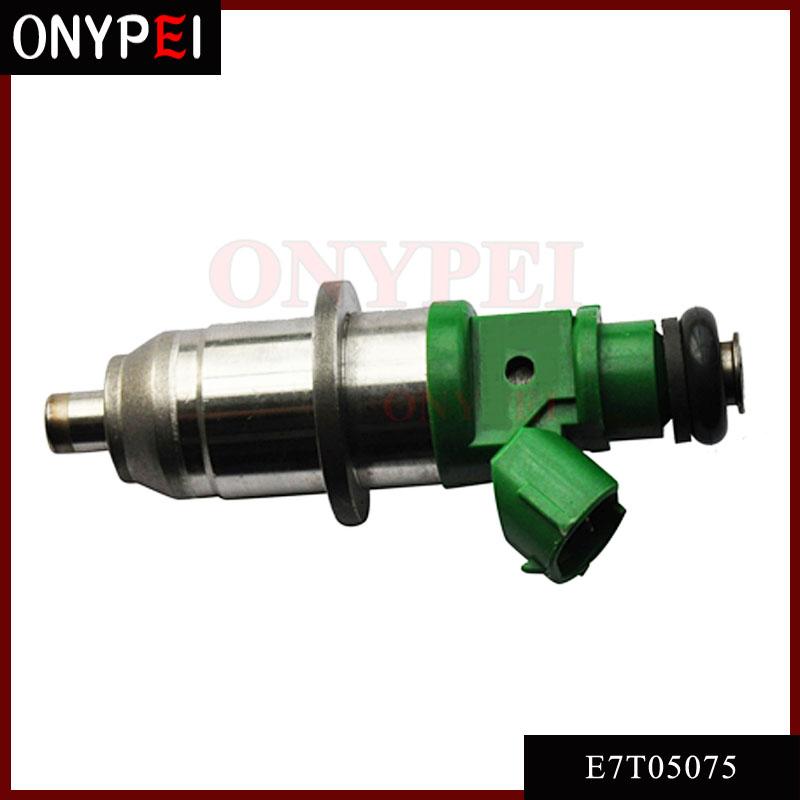 [해외]?Mitsubishi Cedia 4G15 / 63 / 64 / 93 용 1PC 연료 분사 장치 E7T05075 6G72/ 1PC Fuel Injector E7T05075 For Mitsubishi Cedia 4G15/63/64/93 6G72