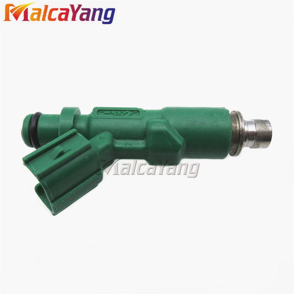 [해외]4pcs / lot 최고 품질의 연료 분사 장치 분사 노즐 OEM 23209-21020 23250-21020 TOYOTA Prius 용 Vitz Yaris 4cyl 1.5 1NZ/4pcs/lot Top quality fuel injector injection N