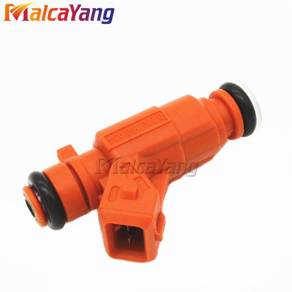 [해외]4 고품질 연료 주입기 / 분사 밸브 세트 0280156034 0 280 156 034 for Citroen C2 C3 Xsara Berlingo/set of 4 high quality Fuel Injector/ Injection Valve 0280156034