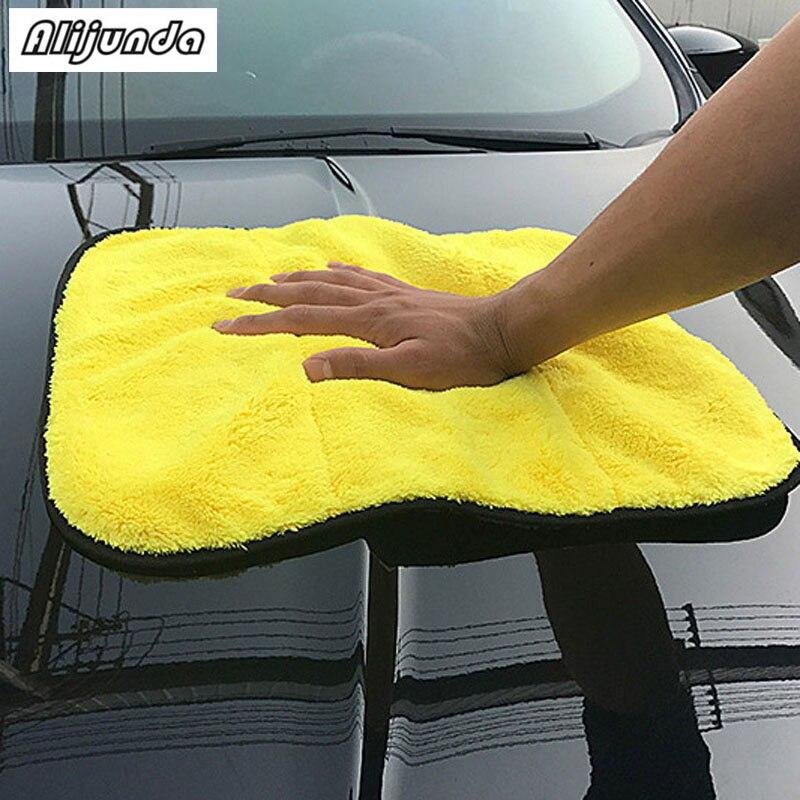 [해외] NEW 30*30 cm Car wash microfiber towels cleaning care Car washing items Towels for Buick Regal Lacrosse Excelle GT/XT/GL8/ENCOR/ NEW 30*30 cm Car