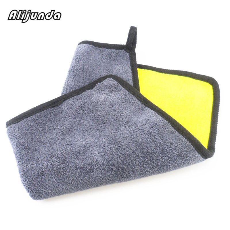 [해외] NEW 30*30 cm Car wash microfiber towels cleaning care Car washing items Towels for Mercedes-Benz all class A B C E S G M ML CL / NEW 30*30 cm Car