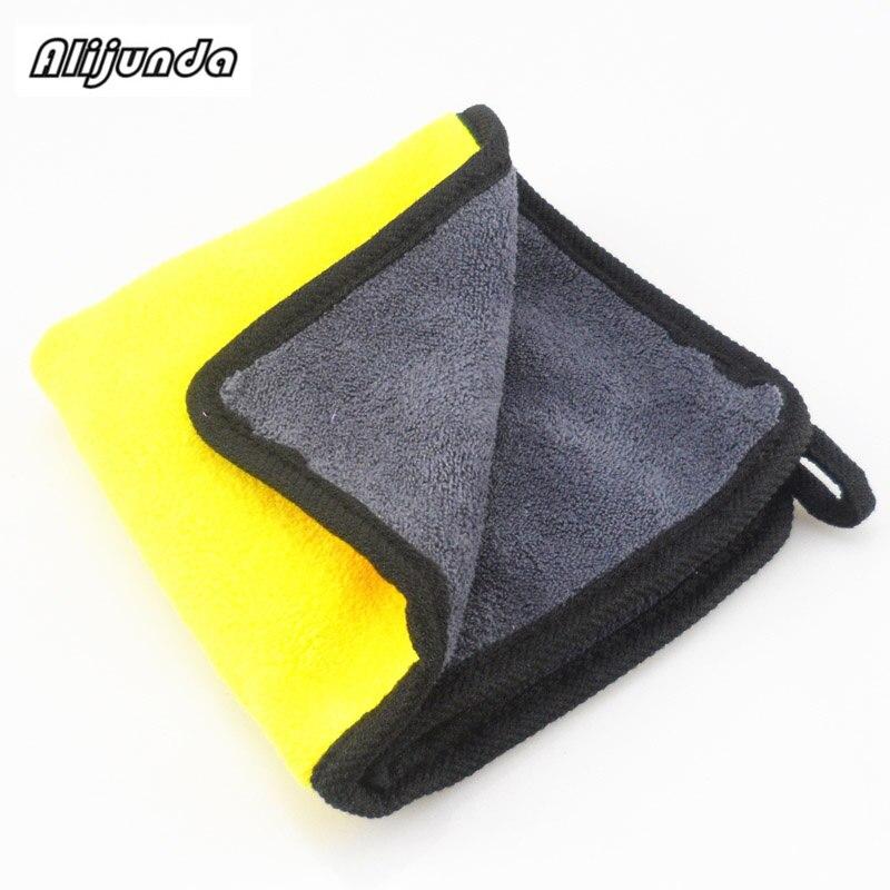 [해외] NEW 30*30 cm Car wash microfiber towels cleaning care Car washing items Towels for  Mini One Cooper R50 R52 R53 R55 R56 R60 R61/ NEW 30*30 cm Car