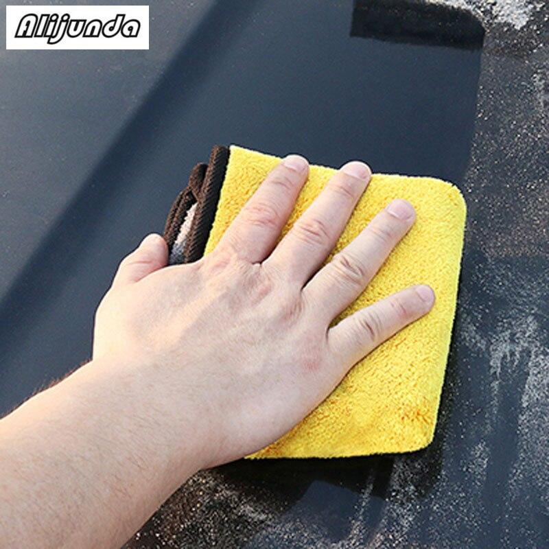 [해외] NEW 30*30 cm Car wash microfiber towels cleaning care Car washing items Towels for Lexus ES250 RX350 330 ES240 GS460 CT200H CT / NEW 30*30 cm Car