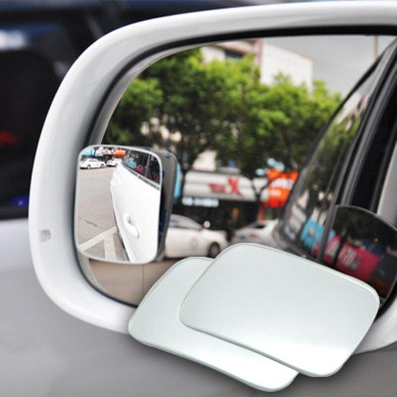 [해외]자동차 용 hd 블라인드 스팟 미러 frameless ultrathin 와이드 앵글 원형 볼록 후방 뷰 미러 범용 렌즈 액세서리/자동차 용 hd 블라인드 스팟 미러 frameless ultrathin 와이드 앵글 원형 볼록 후방 뷰 미러 범용
