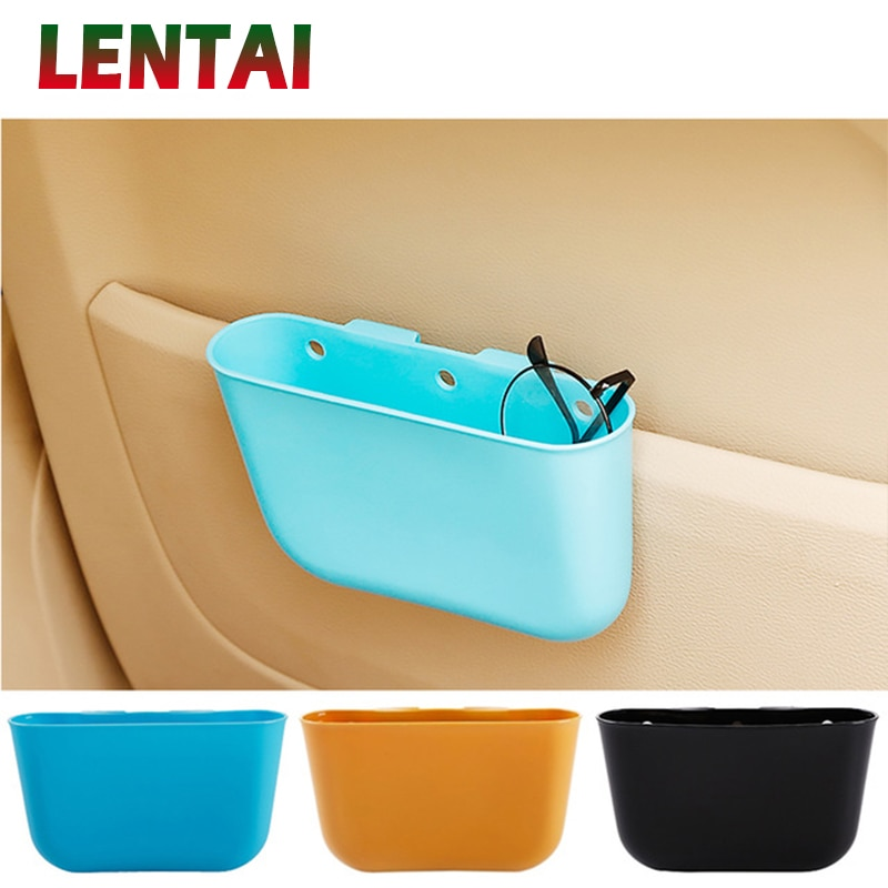 Overe 1 pc car hanging trash box renault megane 3 용 전화 홀더 보관함 duster captur chevrolet cruze aveo captiva clio/Overe 1 pc car hanging tra